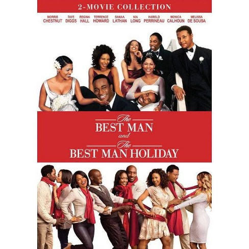 The Best Man / The Best Man Holiday (DVD) - image 1 of 1