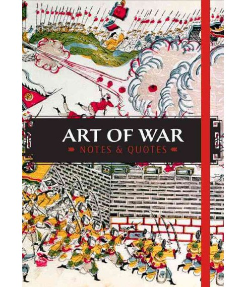 Art of War : Notes & Quotes (Paperback) - image 1 of 1