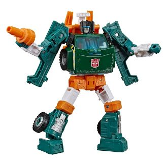 Transformers Earthrise War for Cybertron Hoist Action Figure