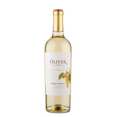 Oliver Soft White Wine - 750ml Bottle