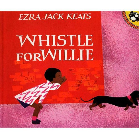 Whistle for Willie - (Picture Puffin Books) by  Ezra Jack Keats (Paperback) - image 1 of 1
