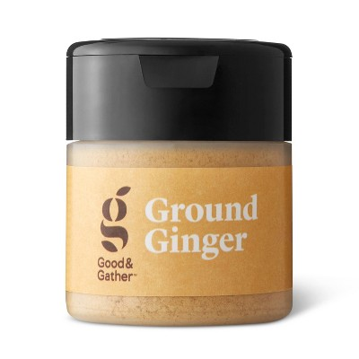 Ground Ginger - 0.7oz - Good & Gather™