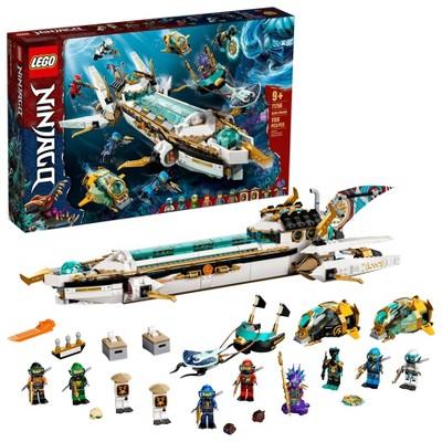 LEGO NINJAGO Hydro Bounty 71756 Building Kit
