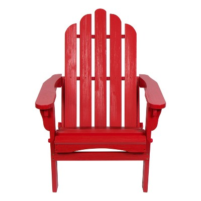 Marina II Adirondack Folding Chair with HYDRO-TEX™ finish - Shone Company Inc.