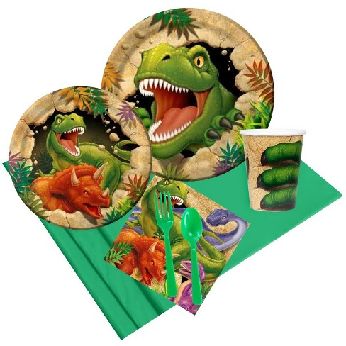8ct Dinosaur Adventure Party Pack - image 1 of 1