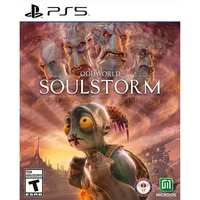 Oddworld Soulstorm Day One Oddition - PlayStation 5