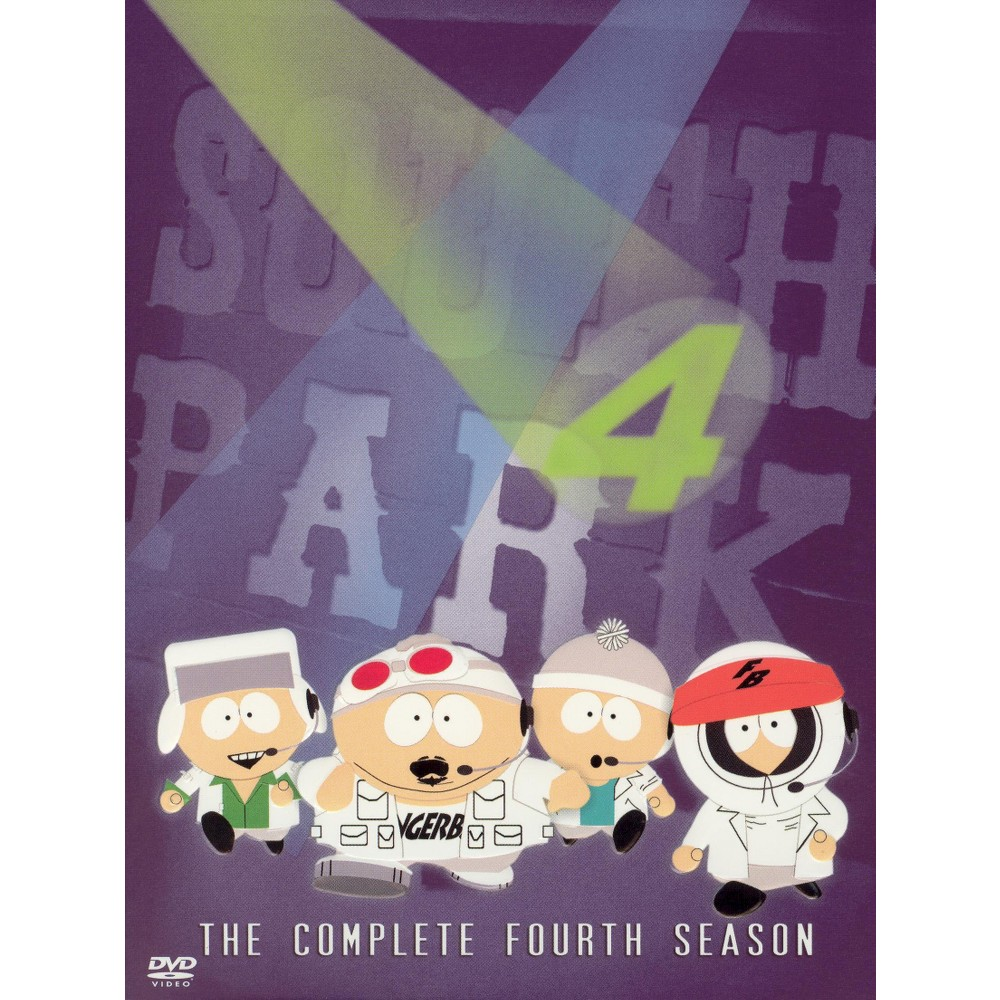 South Park: The Complete Fourth Season (3 Discs) (DVD) Reviews