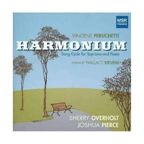 Persichetti - Vincent Persichetti: Harmonium (CD) - image 1 of 1