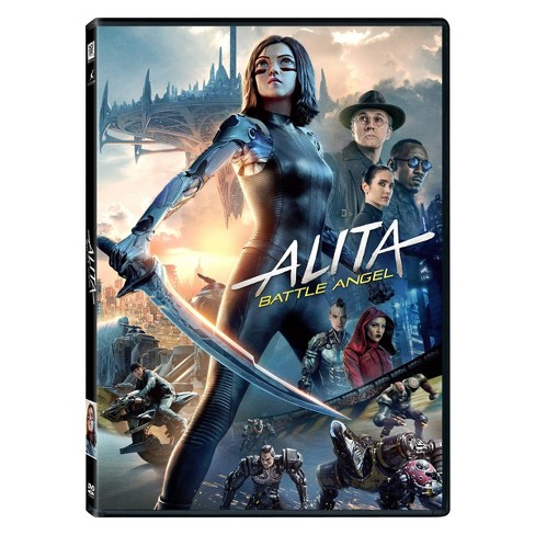 Alita: Battle Angel (DVD) - image 1 of 1