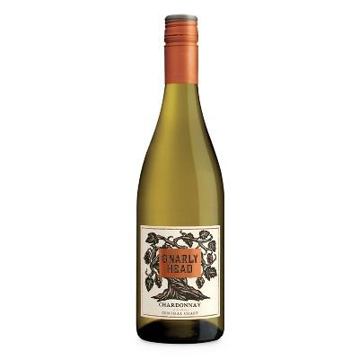 Gnarly Head Chardonnay White Wine -750ml Bottle