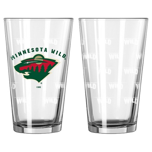 Minnesota Wild Seventh Generation® Pint Set - image 1 of 1