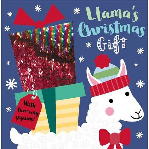 Llama's Christmas Gift - Wondershop