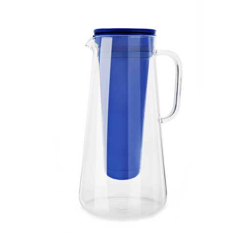 Lifestraw 7 Cup Glass Home Water Filter Pitcher Target