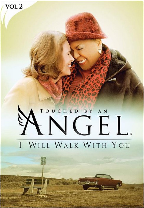 Touched by an angel:I will walk with (DVD) - image 1 of 1