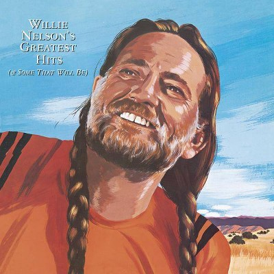 Willie Nelson - Willie Nelson's Greatest Hits (& Some That Will Be) (CD)