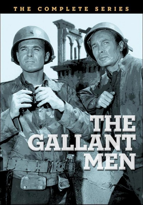 Gallant men:Complete collection (DVD) - image 1 of 1