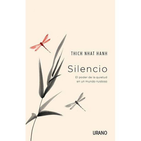 Silencio - by  Thich Nhat Hanh (Paperback) - image 1 of 1