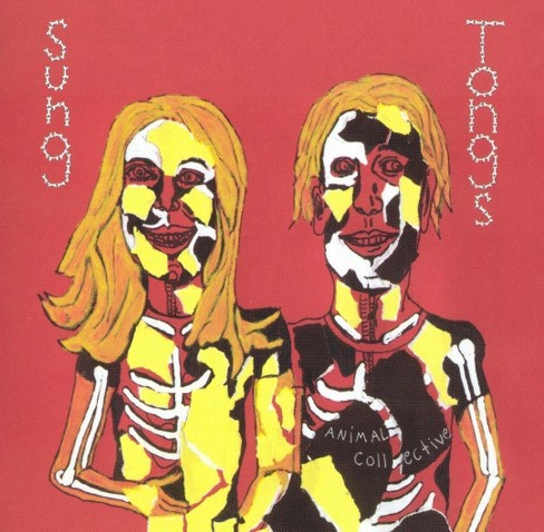 Animal collective - Sung tongs (CD) - image 1 of 1