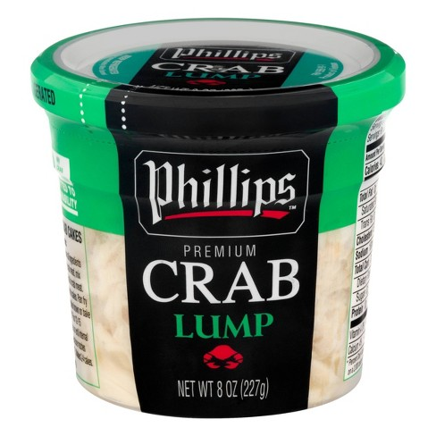 Phillips Lump Crab Meat - 8oz - image 1 of 1