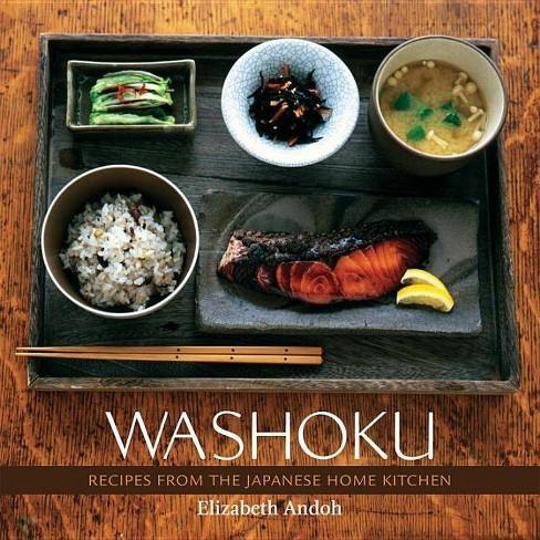Washoku - by  Elizabeth Andoh (Hardcover) - image 1 of 1