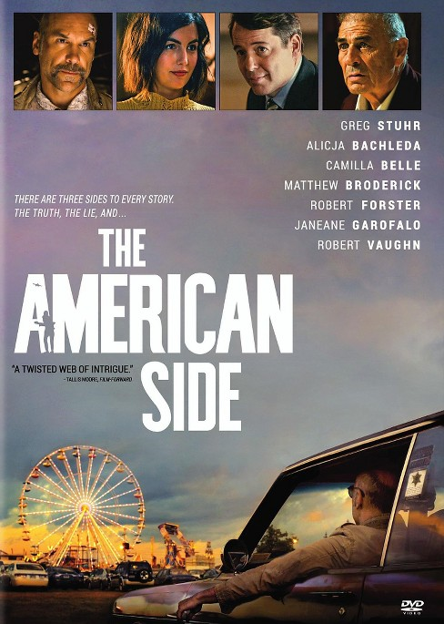 American Side (DVD) - image 1 of 1