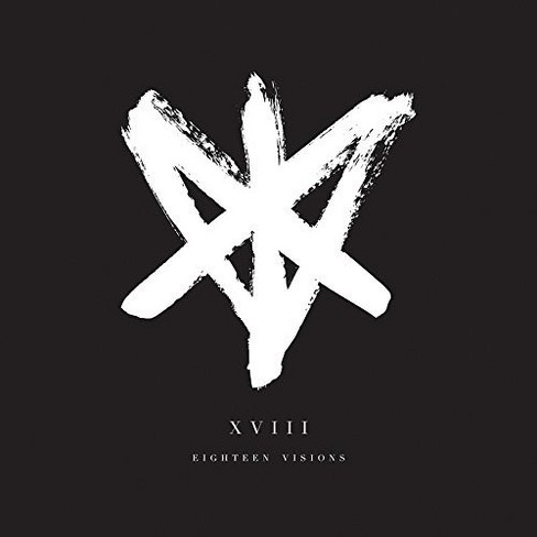 Eighteen Visions - Xviii (CD) - image 1 of 1