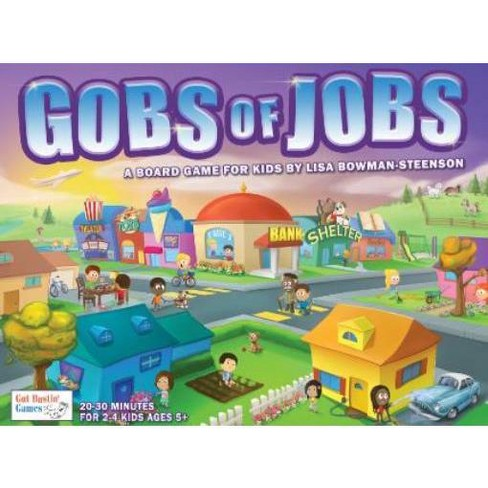 Gobs of Jobs Board Game - image 1 of 1