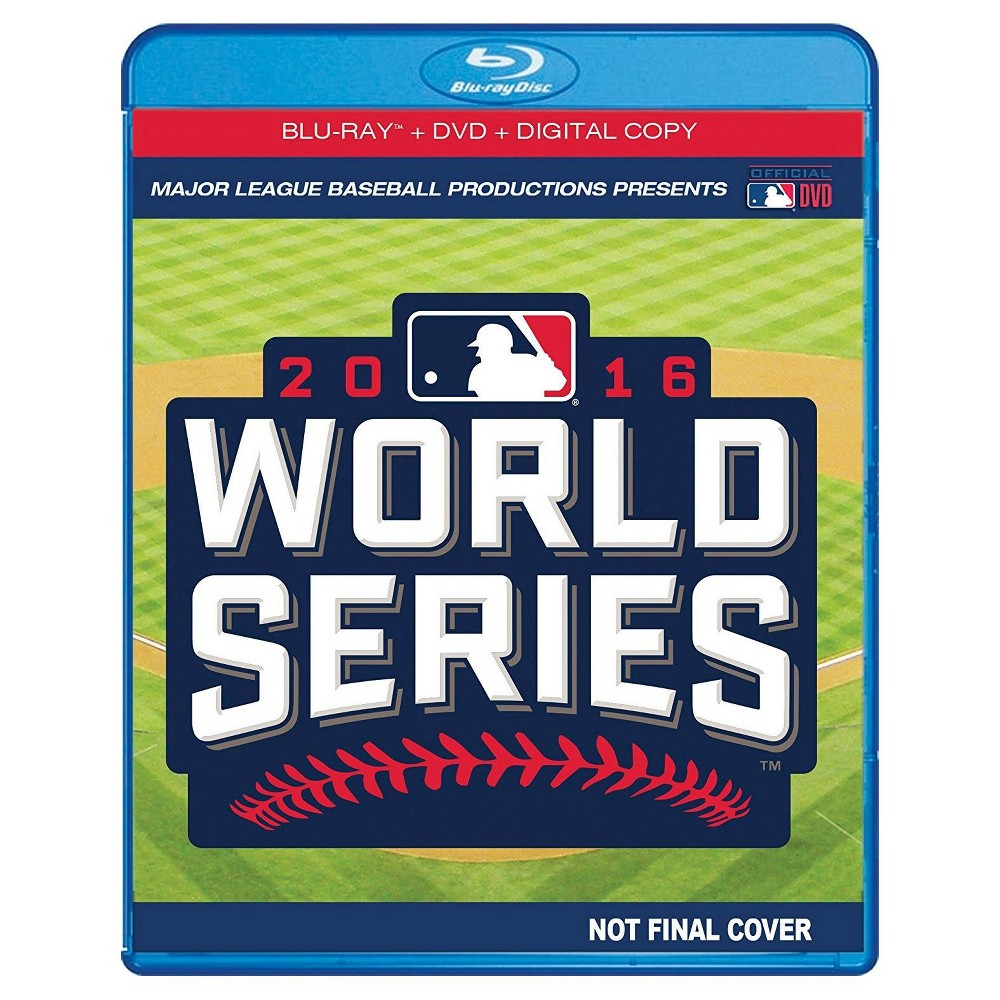 Gaiam 2016 World Series Film (Blu-ray + Dvd + Digital)