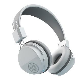 JLab Neon Wireless On-Ear Headphones - White
