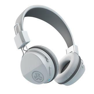 Kids JLab Neon Wireless On-Ear Headphones - White