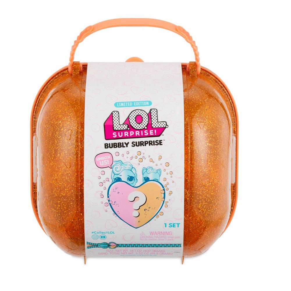 L.O.L. Surprise! Bubbly Surprise with Exclusive Doll and Pet - Orange