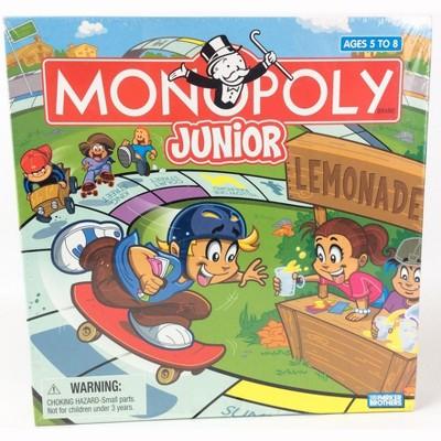 Monopoly Junior (2005 Edition) Board Game