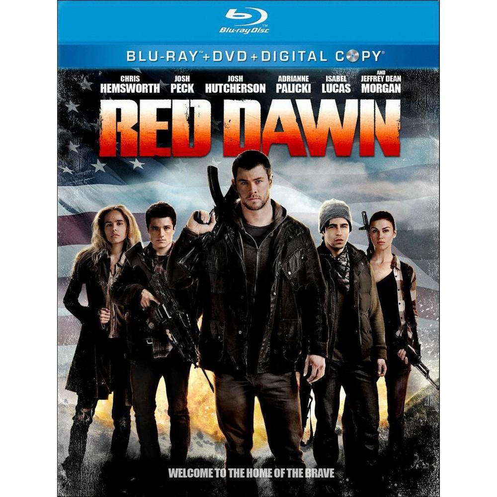 Red Dawn (2 Discs) (Includes Digital Copy) (Blu-ray/Dvd)