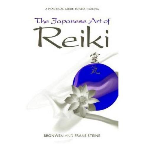 The Japanese Art of Reiki - by  Bronwen Steine & Frans Steine (Paperback) - image 1 of 1