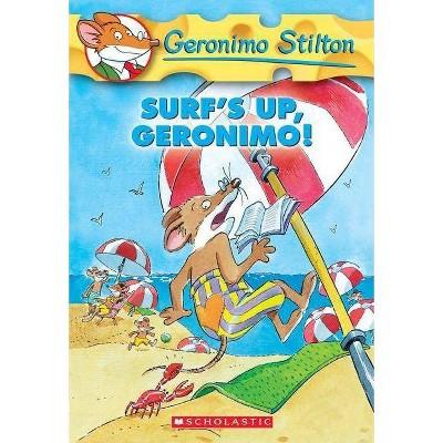Surf's Up Geronimo! (Geronimo Stilton #20), 20 - (Paperback)