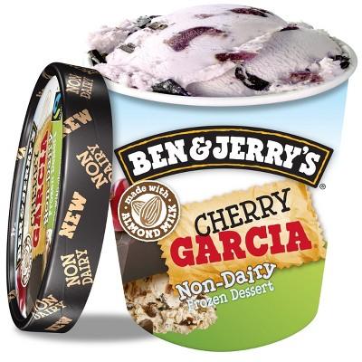 Ben & Jerry's Non Dairy Cherry Garcia - 16oz