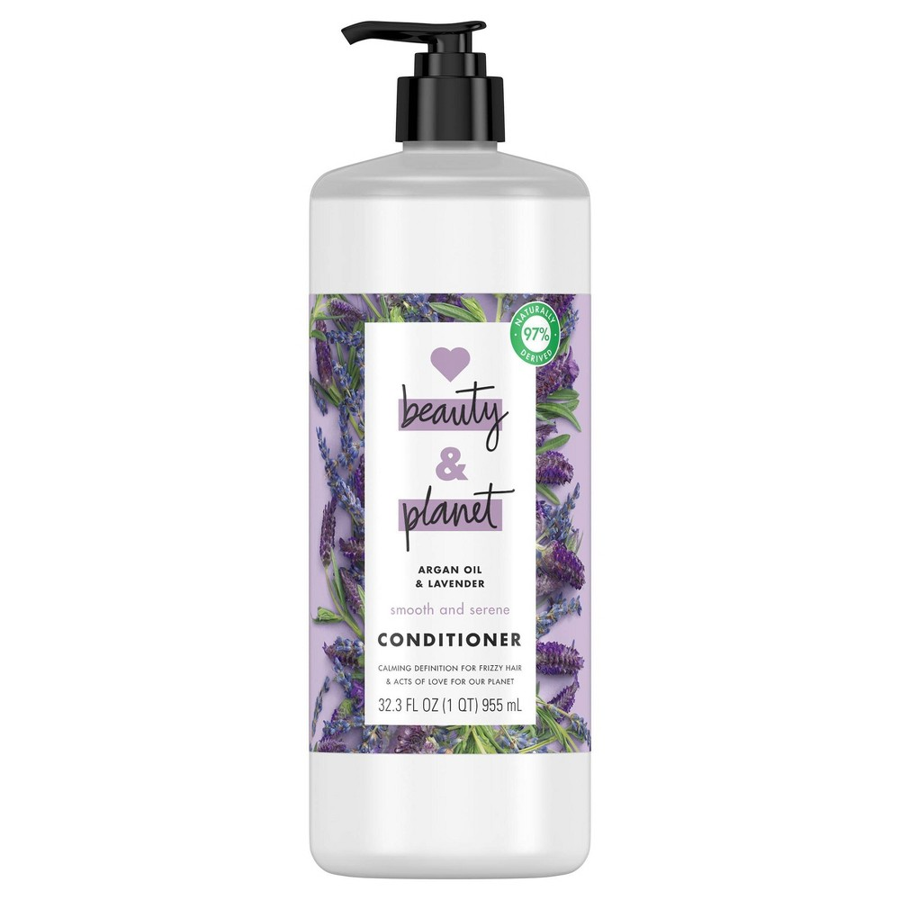 Love Beauty And Planet Lavender Conditioner 32 Fl Oz
