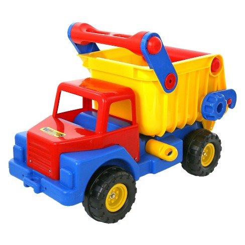 Wader Quality Toys - Giant Dump Truck Vehicle - image 1 of 3
