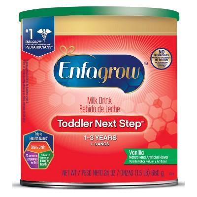 Baby Formula: Enfagrow Toddler Next Step