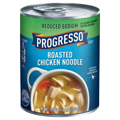 Progresso® Reduced Sodium Chicken Noodle Soup 18.5 oz - image 1 of 1