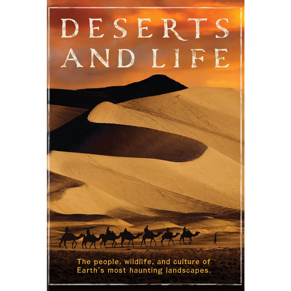 Deserts And Life (Dvd), Movies