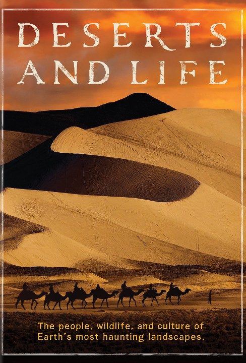 Deserts and life (DVD) - image 1 of 1