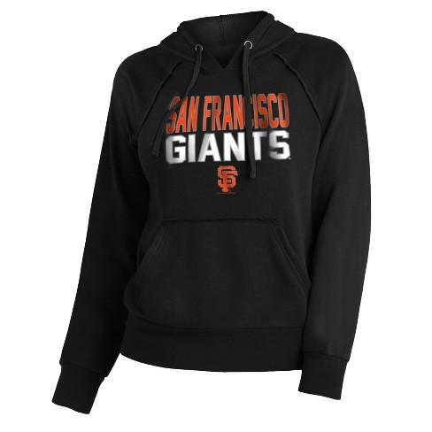 3df16692 MLB San Francisco Giants Women's 7th Inning Stretch Hoodie