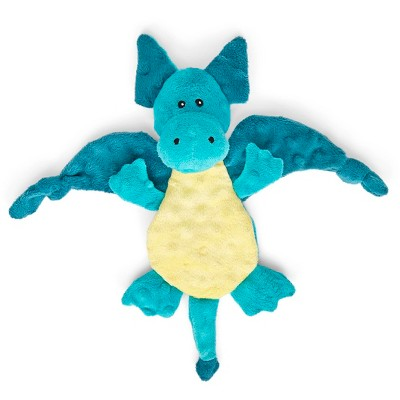 BARK Cute Dog Toy - Dingbert the Dragon