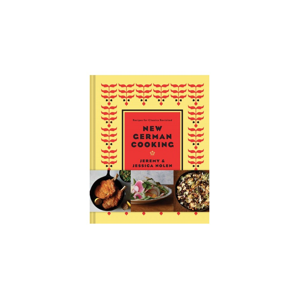 New German Cooking (Hardcover)