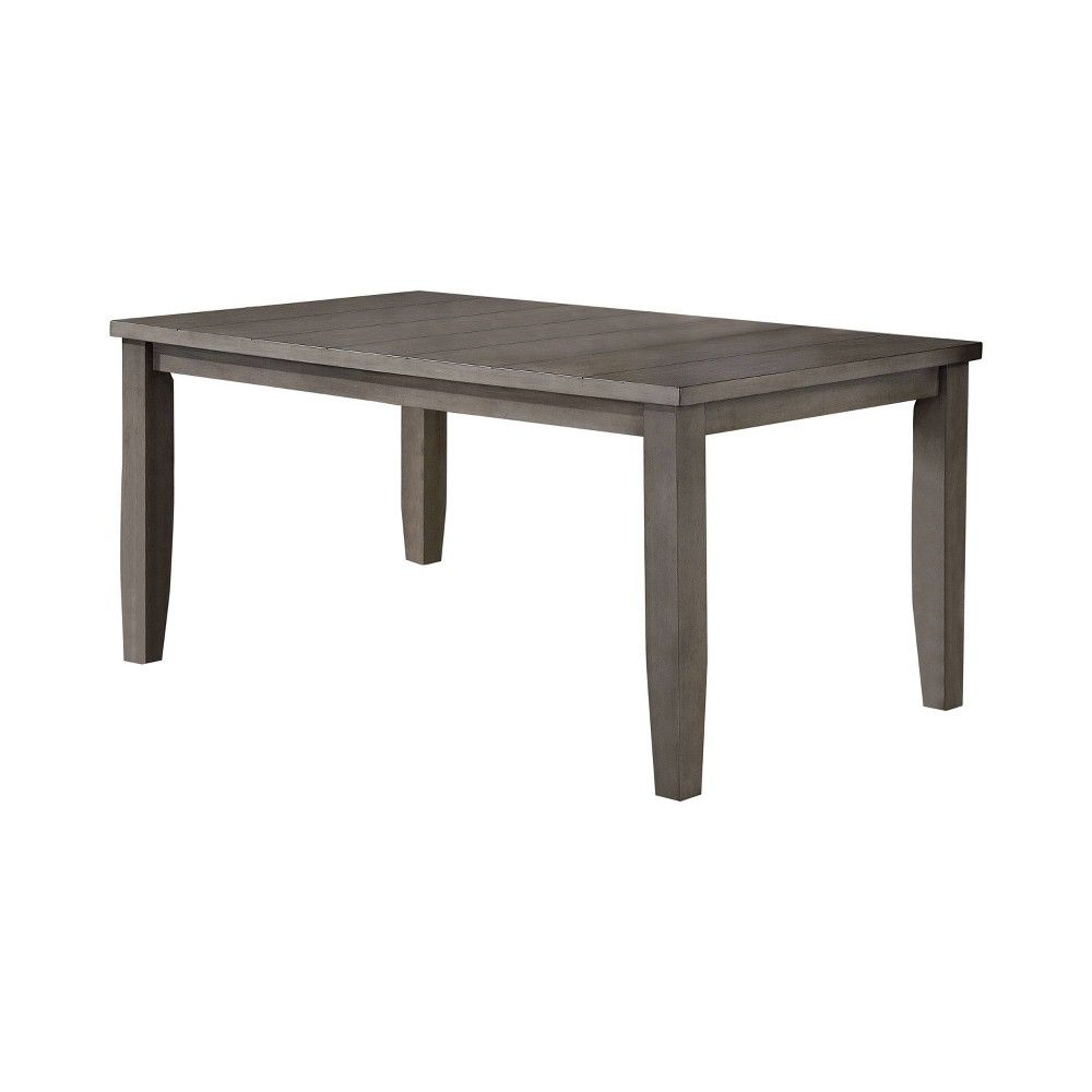 """Image of """"64"""""""" Ainsworth Rectangular Dining Table Gray - ioHOMES"""""""