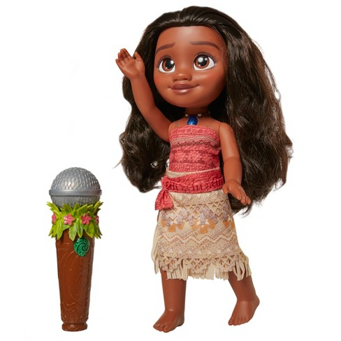 Disney Sing A-Long Moana Exclusive Doll - image 1 of 4