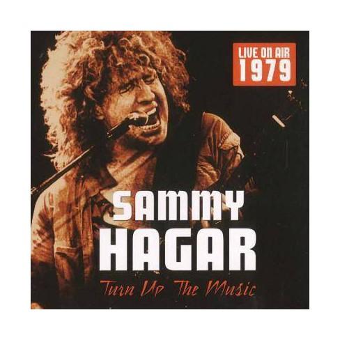 Sammy Hagar - Turn Up the Music: Live 1993 (CD) - image 1 of 1