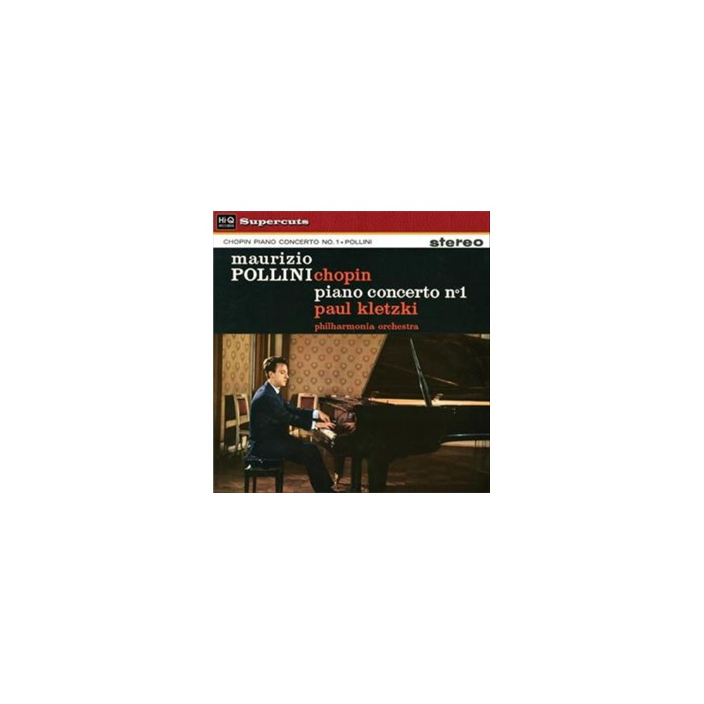 Philharmonia Orchest - Chopin:Piano Cto No 1 Featuring Mauri (Vinyl)