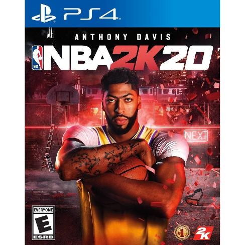NBA 2K20 - PlayStation 4 - image 1 of 2